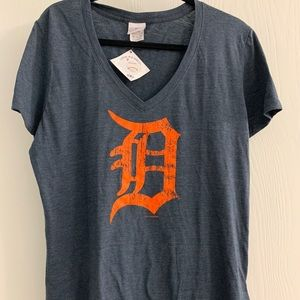 Detroit Tigers T-shirt, new with tags XL